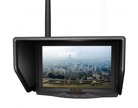 Lilliput 329/W FPV Aerial Flying Monitor